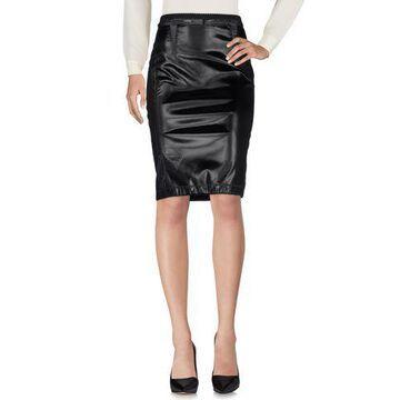 PACO RABANNE Knee length skirt