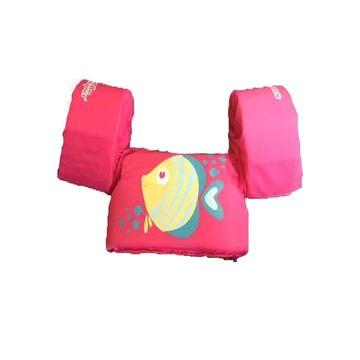 Stearns Puddle Jumper Childrens Life Jacket - Pink Fish