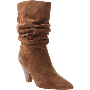 Kensie Leather Booties - Kirsten