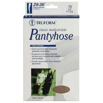 Truform Women's Pantyhose (Firm) 20-30mm Petite, Beige