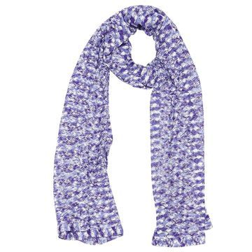 Missoni Purple Synthetic Scarves