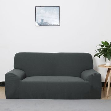 Unique Bargains Stretch Loveseat Slipcover 55-66 inches