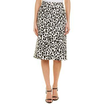 See By Chloe Womens Pantera Midi Skirt