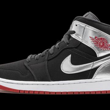 Air Jordan 1 Mid Shoes - Size 10