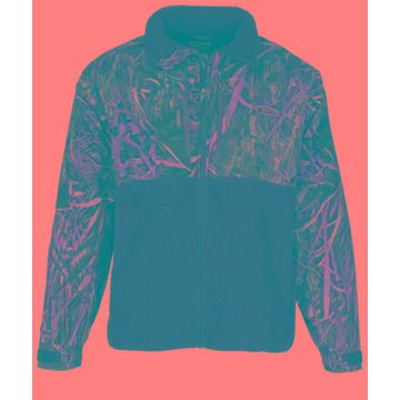 Drake Waterfowl MST Guardian Flex Sherpa-Fleece Eqwader Full-Zip Jacket for Men