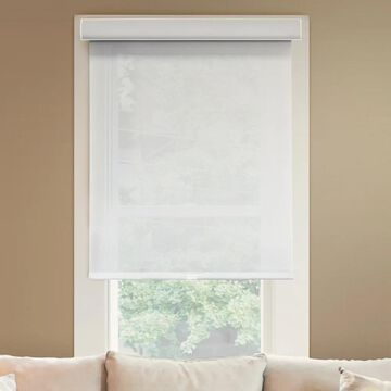 Chicology Deluxe Magnolia Light-Filtering Cordless Roller Shade