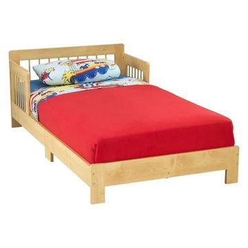 KidKraft Houston Toddler Bed, Natural
