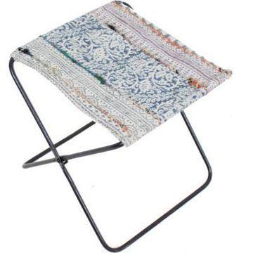 Ren-wil Cotton Upholstered Serika Bench