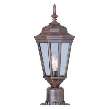 Trans Globe 4096 RT 1-Light Post Lantern