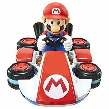World of Nintendo Mario Kart 8 Mini Anti-Gravity RC Racer - 2.4 GHz