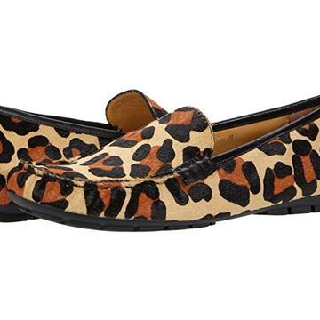 Vaneli Albion (Camel Chag Hairy Calf/Black Nappa) Women's Shoes