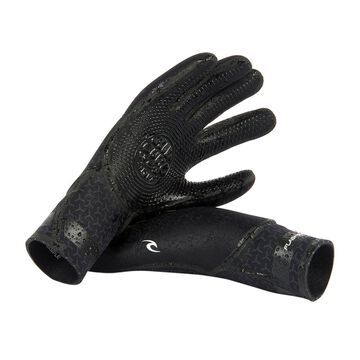 Rip Curl Men's Flashbomb 3u002F2 MM 5 Finger Glove