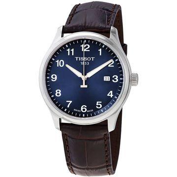 Tissot XL Classic Quartz Blue Dial Men's Watch T116.410.16.047.00