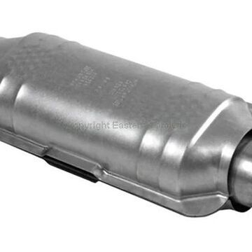 Eastern Catalytic Universal Catalytic Converters (50-State Legal), Rear Passenger Side Unit