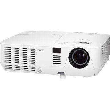 NEC 2600-lumen High-Brightness Mobile Projector (NP- V260 )