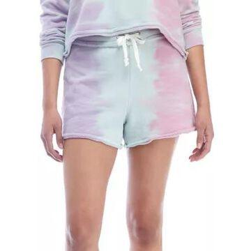 American Rag Women's Tie Dye Pull On Shorts -