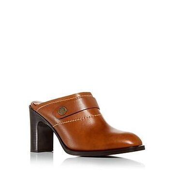 See by Chloe Women's Annia High Heel Mules