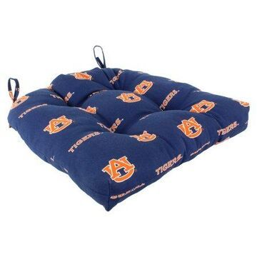 College Covers Auburn Tigers Indoor / Outdoor Seat Cushion Patio D Cushion 20
