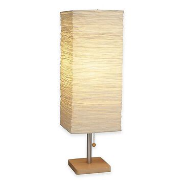 Adesso Dune Table Lamp Natural