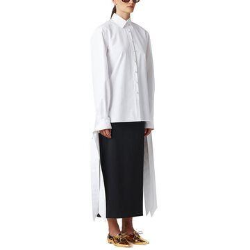 Carolina Herrera Drop Shoulder Shirt