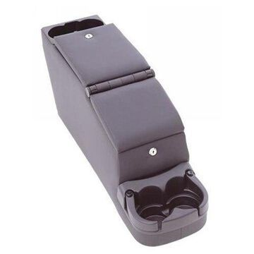 Rampage 31617 Deluxe Locking Center Console; Spice;