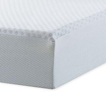 Sleep Philosophy Flexapedic 12-Inch Gel Memory Foam Twin Mattress with Removable Cooling Cover