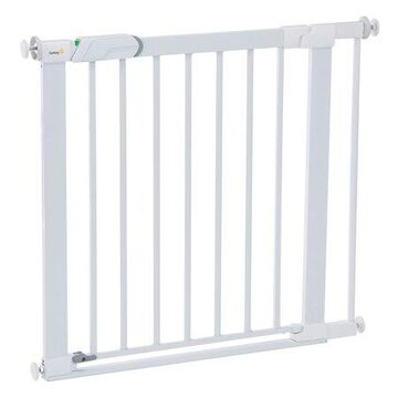 Safety 1st Flat Step Pressure-Mounted Baby Gate, 25