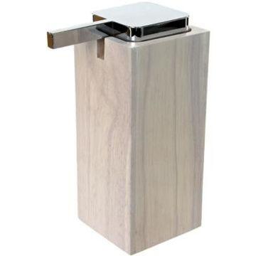 Nameeks Papiro Square Tall Soap Dispenser Bedding