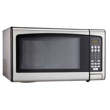 Danby 1.1 Cu. Ft. Microwave, Stainless Steel