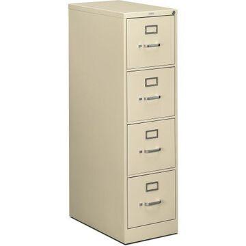 HON 510 Series 4-Drawer Vertical File