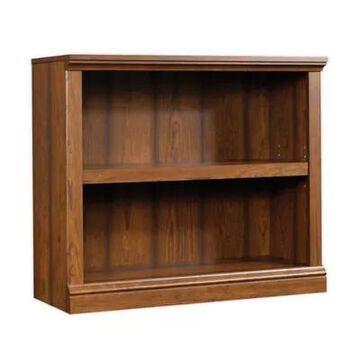 Sauder Select 2-Shelf Bookcase in Washington Cherry
