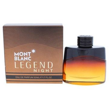 Montblanc Legend Night Cologne for Men, 1.7 Oz
