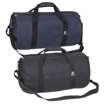 Everest 20-inch 600 Denier Polyester Rounded Duffel