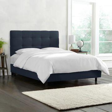 Skyline Furniture Tufted Bed
