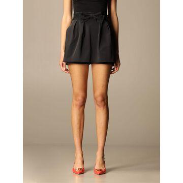 Elisabetta Franchi elegant shorts with bow