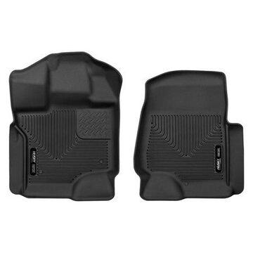 Husky Liner 53341 Hsl53341 15-15 F150 Front Floor Liners X-Act Contour Series Black