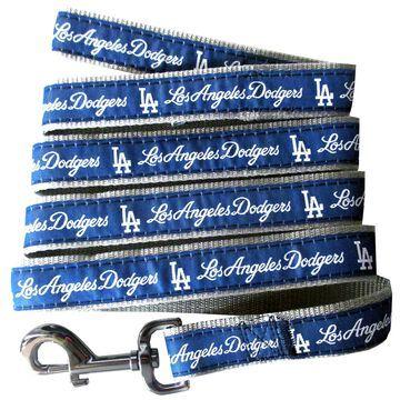 Pets First Los Angeles Dodgers Leash, Large, Multi-Color