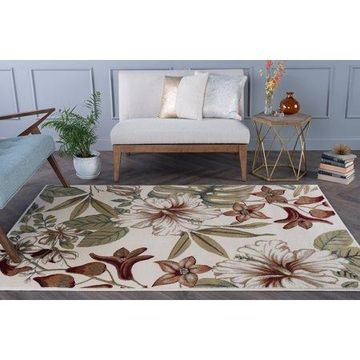 Bliss Rugs Trudy Transitional Indoor Area Rug