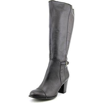 Giani Bernini Ellee Leather Knee High Boot