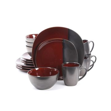 Gibson Volterra 16-pc. Dinnerware Set