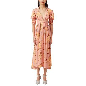 Keepsake Womens Forever Midi Dress