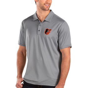 Baltimore Orioles Antigua Balance Polo - Gray
