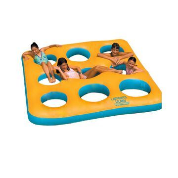 Swimline Labyrinth Island Inflatable Swimming Pool Toy
