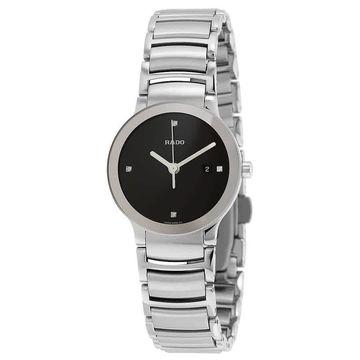 Rado Centrix Jubile Black Dial Ladies Watch R30928713