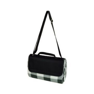 """Picnic At Ascot Outdoor Picnic Blanket with Water Resistant Backing. 60"""" x 80"""""""