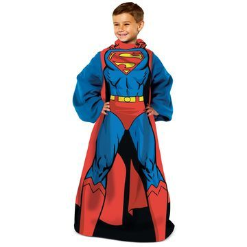 Kids' Being Superman Comfy Throw