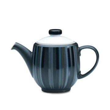 Denby Dinnerware, Jet Stripes Teapot