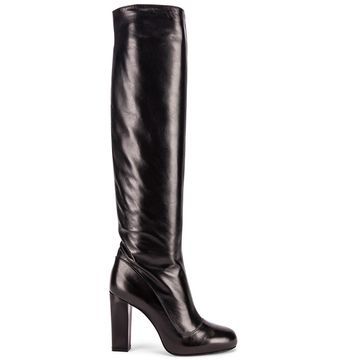 Lemaire High Heeled Boots in Black | FWRD