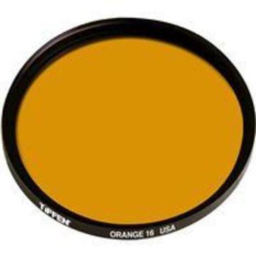 Tiffen 72mm #16 Glass Filter - Orange
