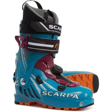 Scarpa Made In Italy F1 Alpine Touring Ski Boots - BOA (For Women)